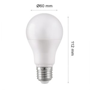 LED LAMP CAP GLOBE E27 10W 4000K-0