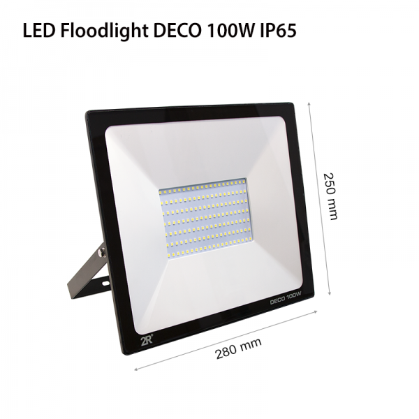 LED FLOODLIGHT DECO 100W-0