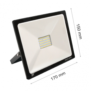 LED FLOODLIGHT DECO 30W 2700K-0