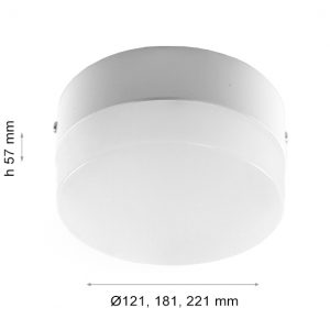 LED DOWNLIGHT FSL R206 12W ОМ-0