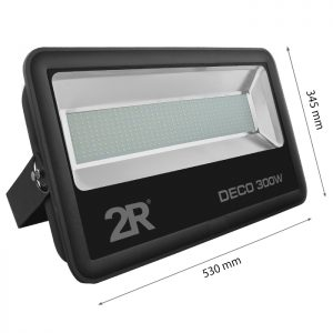 LED FLOODLIGHT DECO 300W-0