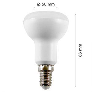 LED LAMP REFLECTOR R50А E14 6W-0