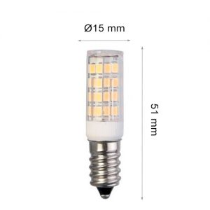 LED LAMP CAP MINI E14 6W-0