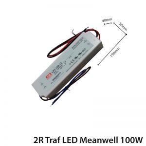 LED TRANSFORMER 100W DC 12V IP65 MEANWELL-0