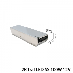LED TRANSFORMER 100W DC 12V IP20-0