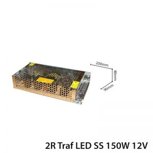 LED TRANSFORMER 150W DC 12V IP20-0