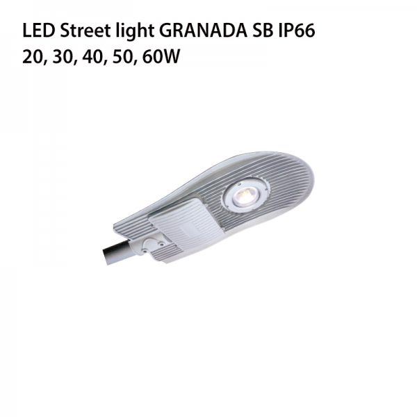 LED STREET LIGHT GRANADA SB 20W-0