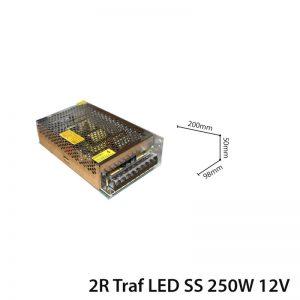 LED TRANSFORMER 250W DC 12V IP20-0