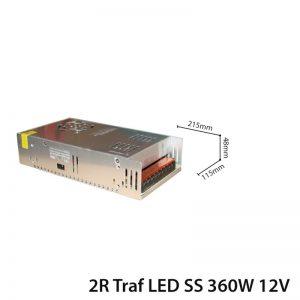 LED TRANSFORMER 360W DC 12V IP20-0