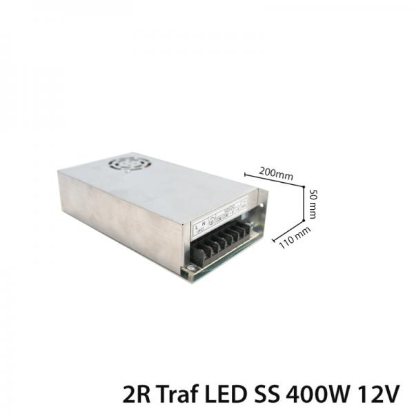 LED TRANSFORMER 40W DC 12V IP20-0