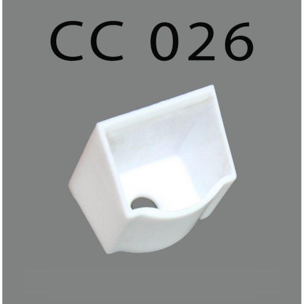Cap profile CC026-0