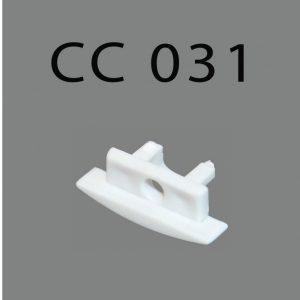 Cap profile CC 031-0