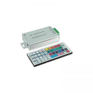 CONTROLLER FOR RGB 12V 3x8A 44KEYS-0