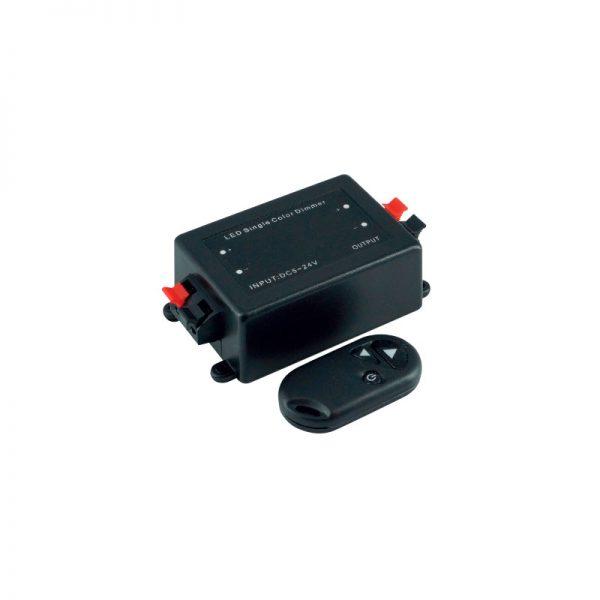 LED DIMMER 12V 8A RF-0