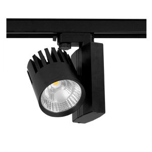 LED TRACK LIGHT METRO PAM 30W 4 WIRE Black-0