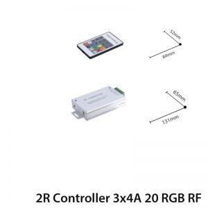CONTROLLER FOR RGB 12V 3x8A 20 KEYS-0