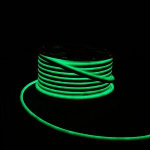 LED NEON STT 230V 2835 GREEN IP65-0