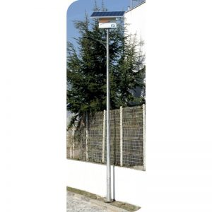 LED 2R ISTAR 15W SB WITH POLE 4m-0