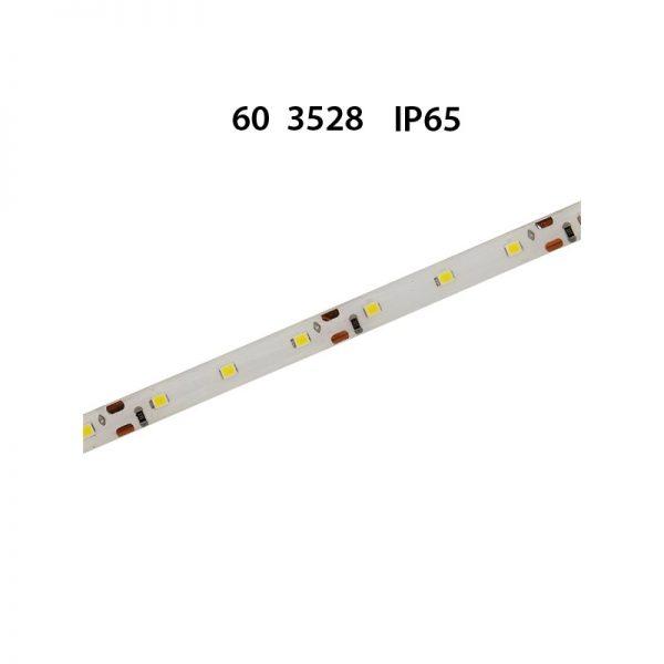 LED STRIP LIGHT DC 12V 60 3528 2700K IP54-0