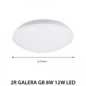 LED CEILING LAMP GALERA GB 12W-0