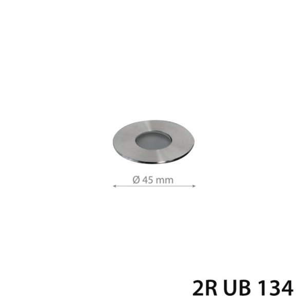 LED TERRA UB134 0.5W DC 24V IP67-0