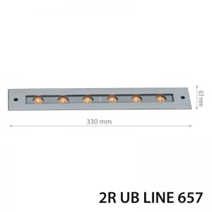 LED TERRA UB Line657 12W DC24V IP67-0